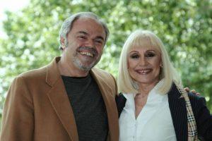 Raffaella Carrà e Sergio Japino