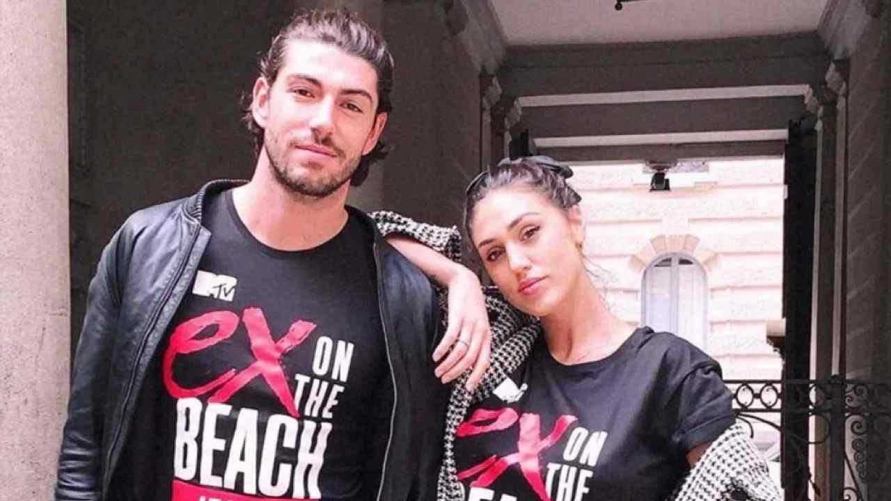 Cecilia Rodriguez e Ignazio Moser l'annuncio che i fan stavano aspettando: